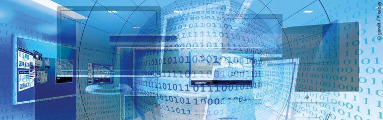 Sympbolbild für Breitbandnetze