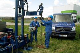 In Deutschland sind der Aufbau und die Durchführung der Drucksondierung in der Norm DIN 4094-1 geregelt.