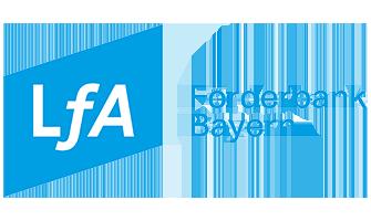 Logo LfA Förderbank Bayern 2020