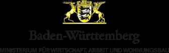 Logo Ministerium für Wirtschaft Arbeit und Wohnungsbau