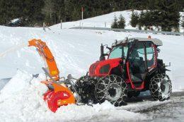 Mounty Winterdienst Gerät