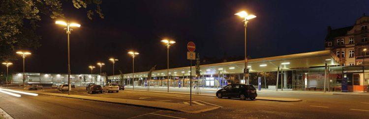 Symbolisches Bild für Lichtverschmutzung