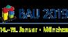 Bau München 2019 Messelogo
