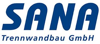 Logo SANA Trennwandbau GmbH