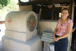 Das Bild zeigt eine Klimaschonende Kochstelle