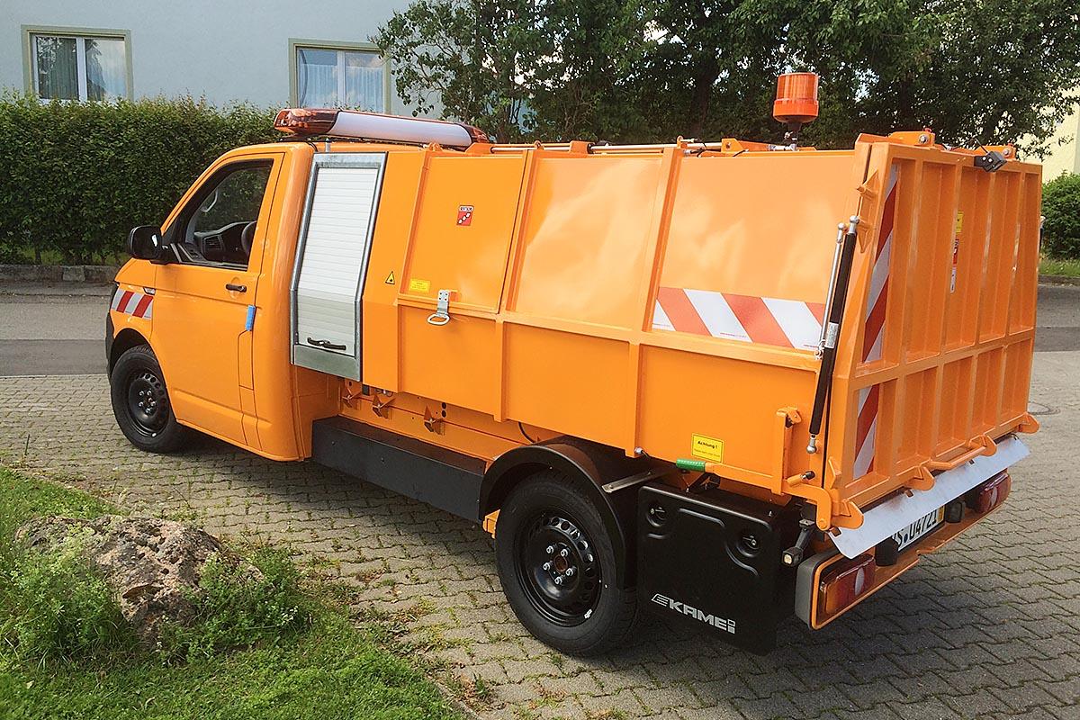 Bertsche LM 3,5 VW-Transporter