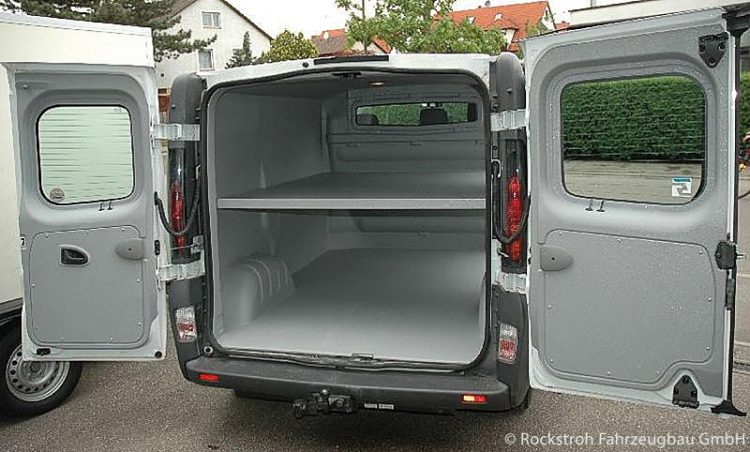 KCN Fahrzeug Innenraum