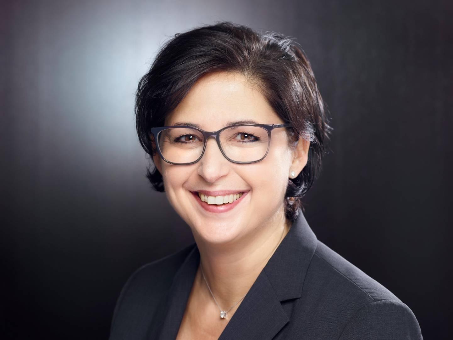 Susanne Diehm, Leiterin Public Sector, Mitglied der Geschäftsleitung der SAP Deutschland