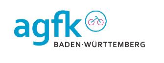Logo Arbeitsgemeinschaft Fahrradfreundlicher Kommunen in Baden-Württemberg e.V. (AGFK-BW)