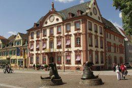 Das Historische Rathaus in Offenburg