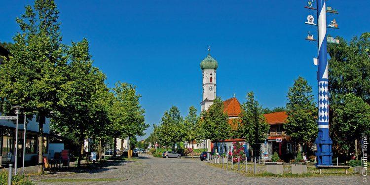 Die Gemeinde Kirchheim bei München setzt auf genugate