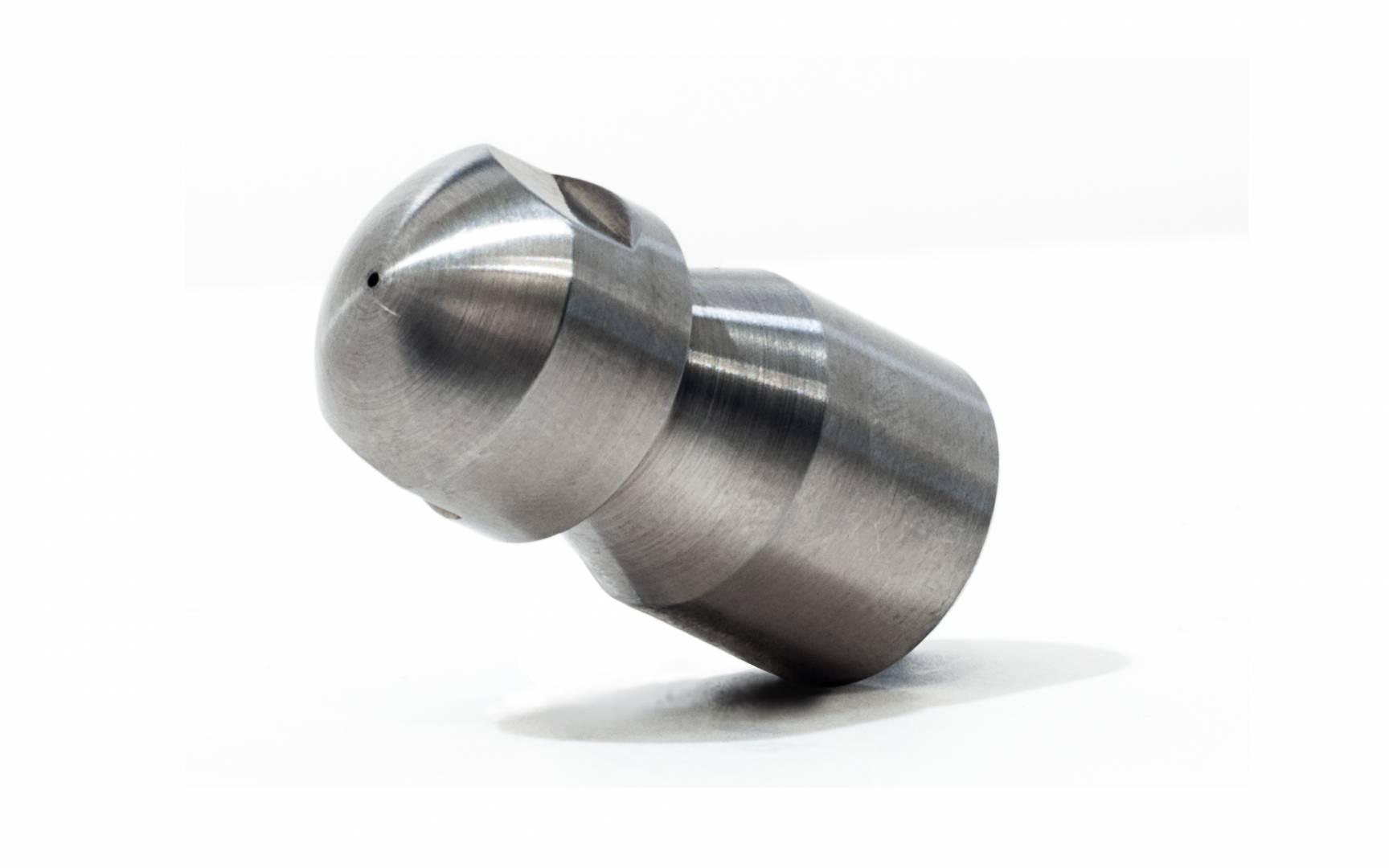 Die überarbeiteten Rohrreinigungsdüsen sind für kleinere Rohrdurchmesser ausgelegt.