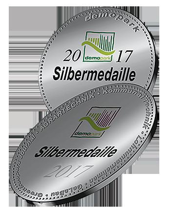 JJ. DABEKAUSEN B.V. Gewinner der Demopark Silbermedaille 2017