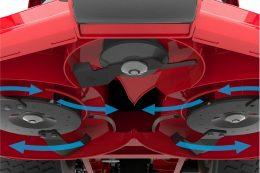 Toro Proline H800 Frontsichelmäher
