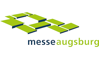 """Firmenlogo der """"Messe Augsburg ASMV GmbH"""""""