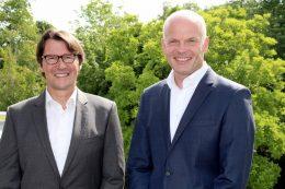 (v.l.) Christian Merkel, Geschäftsführer und Mitgesellschafter; Axel Schindler, Vertriebsleiter Deutschland. Quelle: BIRCO GmbH