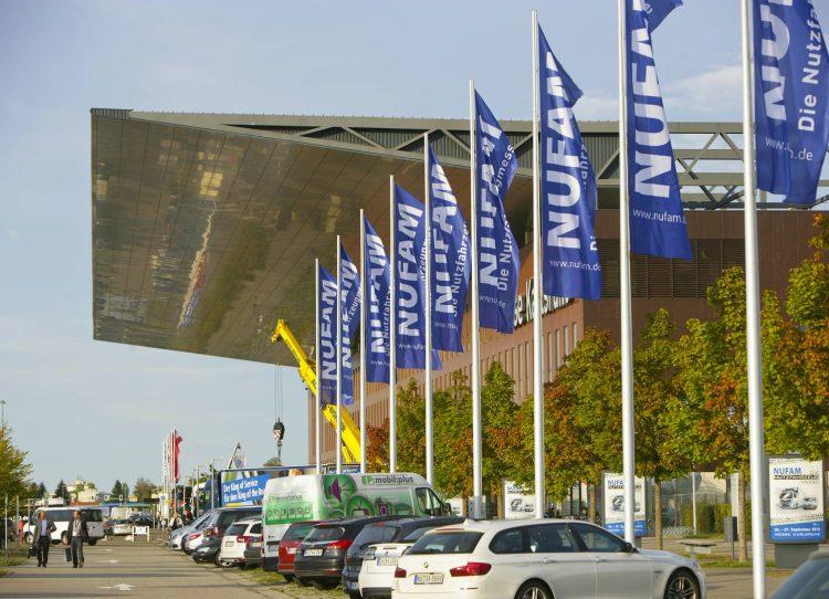 NUFAM 2017 Nutzfahrzeugmesse Karlsruhe
