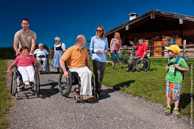 Chiemgau Tourismus - 3. Almumtrieb auf der Winklmoosalm