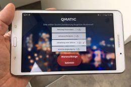 Mobiles Ticket System von QMATIC für Kommunen