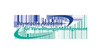 Logo Bayerische Akademie für Verwaltungs-Management GmbH