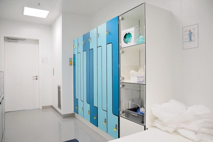 moderne m bel f r den reinraumbereich kommunaltopinform. Black Bedroom Furniture Sets. Home Design Ideas