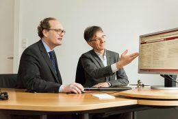Juristische Datenbank Beck Online