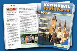 KOMMUNALtopinform Kommunalmagazin Ausgabe Dezember 2017