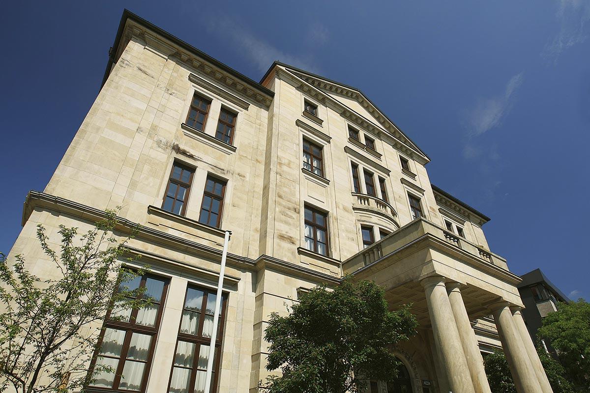 Sitz der LfA in München