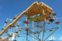 Der bisher höchstgelegene KristallTurm ist im Schweizer Adelboden entstanden.