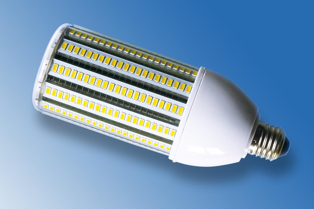 Die MiniCornbulb-s von euroLighting mit Einschraubmodul