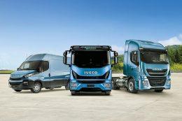 Keine Diesel Fahrzeuge: Iveco präsentiert seine Methangas-Fahrzeuge auf der IFAT 2018