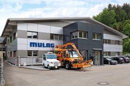 Das Mulag-Werk in Oppenau im Schwarzwald
