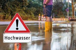 Hochwasserschutzgesetz in Kraft getreten Neue Rechtsprechung setzt auf Vorsorge / Flüssen Raum geben