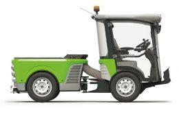 Der City Ranger 3070 von Nilfisk setzt mit seiner ausgeklügelten Technik, seiner Flexibilität und Leistung neue Maßstäbe innerhalb der Straßenreinigungsbranche.