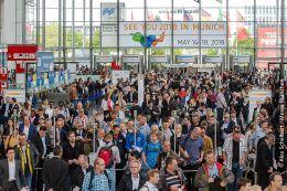 Nur noch wenige Wochen bis sich wieder die Tore zur weltweit größten Messe für Umwelttechnologien öffnen