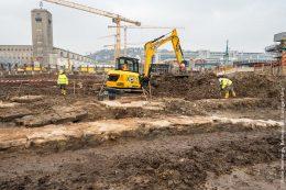 Stuttgart 21 Ausgrabungen