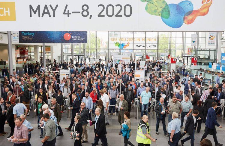IFAT 2018, Weltleitmesse für Wasser-, Abwasser-, Abfall- und Rohstoffwirtschaft