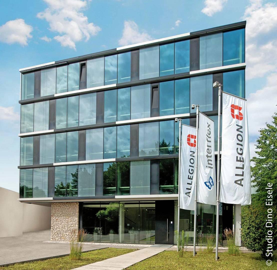 Hauptsitz der Interflex Datensysteme GmbH