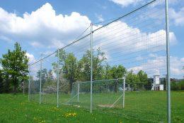 Huck Seiltechnik: Zaunlösungen und Sportnetze