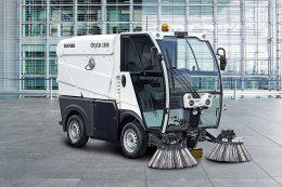 Kehrmaschine - Kleinkehrfahrzeug Bucher CityCat 1300