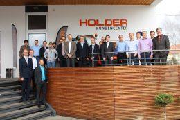Muffel+ Team unter anderem mit dem Gerätehersteller Max Holder