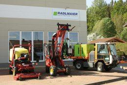 Importeur Radlmaier: Gianni Ferrari und Keckex stellen im September auf der Galabau aus