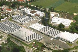 Der Hauptsitz der BWF-Group in Offingen wird durch Südwärme mit Energie versorgt.
