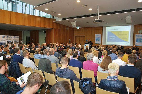 Bayerische Wassertage: Informative Fachvorträge aus erster Hand.