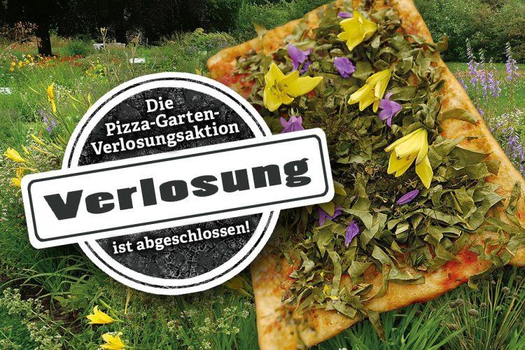 """KOMMUNALtopinform und """"durchgeblüht.de"""" haben verlost und wir können freudig mitteilen, dass unsere Glücksfee drei Gewinner bei der Verlosungsaktion """"Pizza-Garten"""" ermittelt hat. Verlost wurde drei Mal je eine Staudenmischung von drei Quadratmetern."""