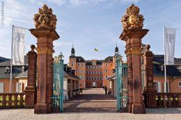 Schon allein des Schlosses wegen ist das nordbadische Schwetzingen eine Reise wert.