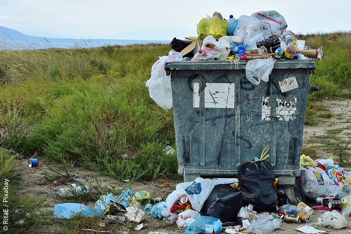 Wilde Müllkippen gibt es in Deutschland eher weniger, aber dennoch kommen sie in Wäldern, in unübersichtlichen oder abseits liegenden Gebieten vor.