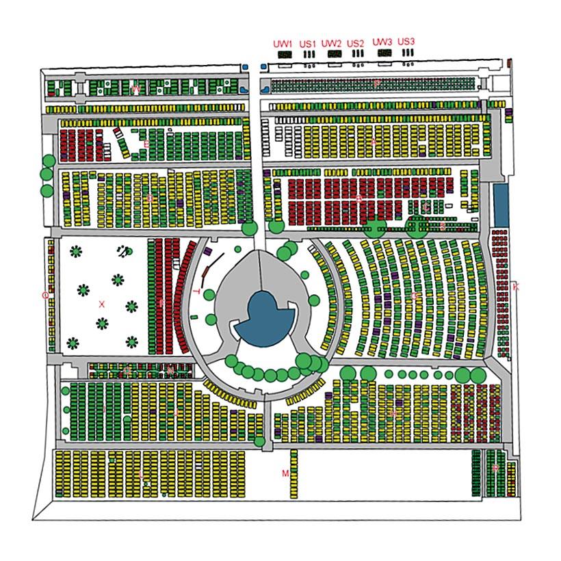 Durch ihren modularen Aufbau kann die Friedhofsoftware FRIEDA ganz nach Bedarf der Verwaltung erweitert werden.