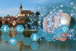 Die beschauliche Stadt Böblingen nimmt an einem dreijährigen Klimaschutz-Modellprojekt teil.