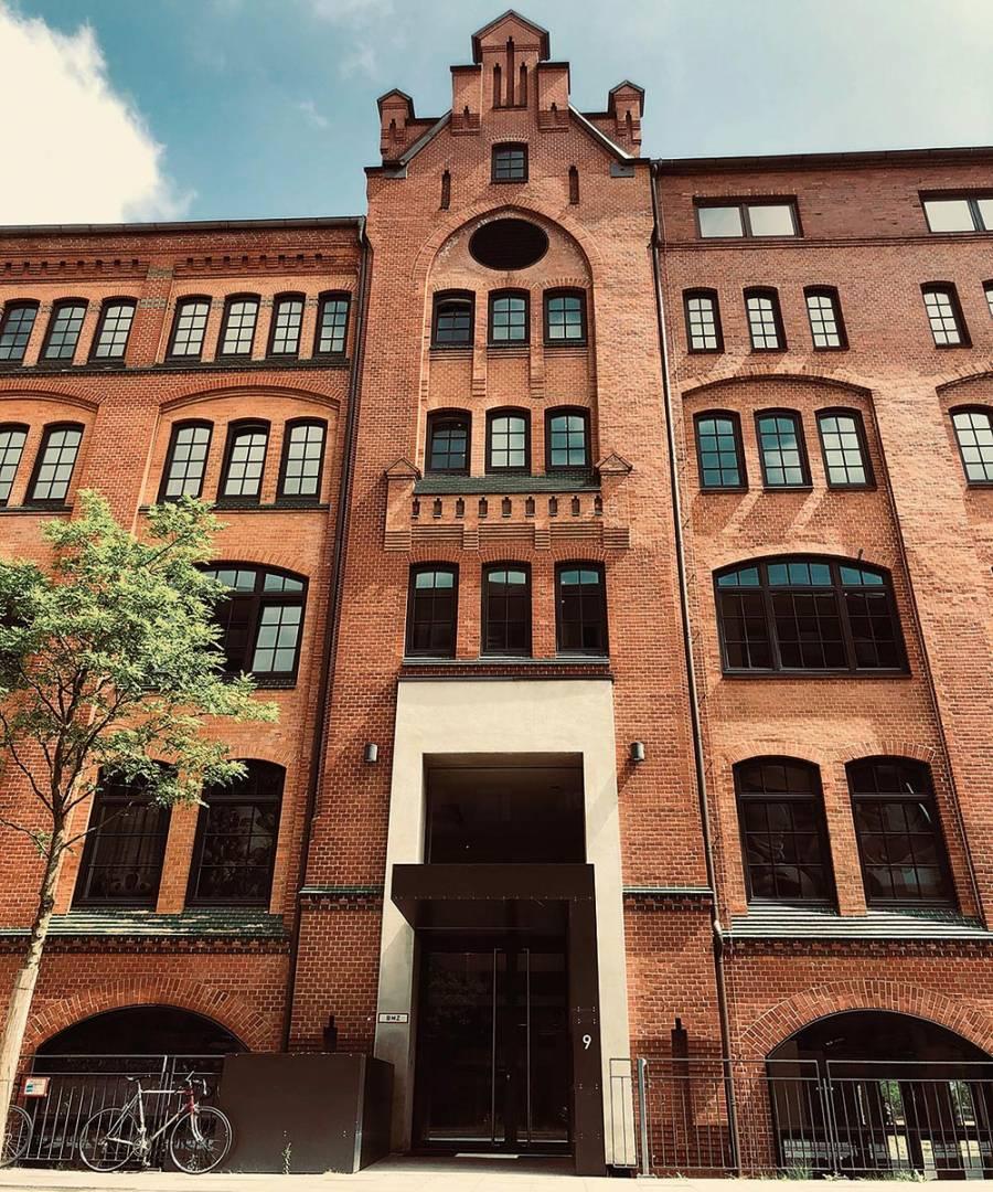 Die Geschäftstselle des Rohrleitungssanierungsverbandes ist in die Hamburger Shanghaialle 9 umgezogen.
